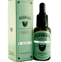 Golden Beards Arctic olej na vousy 30 ml