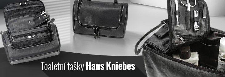 Luxusní-holení.cz - Kožené toaletní tašky Hans Kniebes