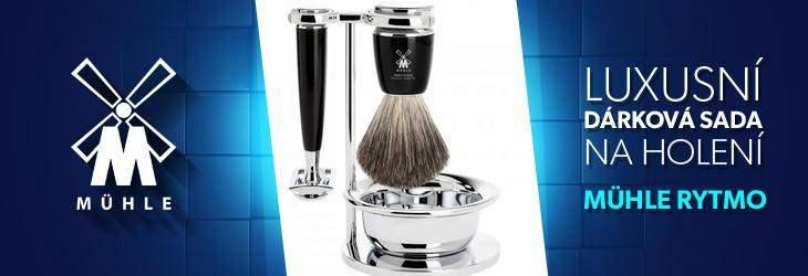 Luxusní-holení.cz - Sada na holení Rytmo