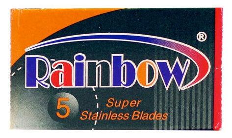Rainbow Super Stainless žiletky