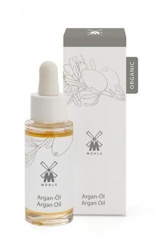 Mühle Organic arganový olej 30 ml