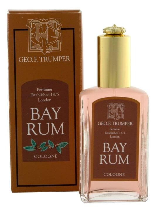 Geo F. Trumper Bay Rum, kolínská voda 50 ml