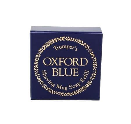 Geo F. Trumper Oxford Blue, mýdlo na holení 56 g