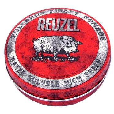 Reuzel Red W/B High Sheen Pig, pomáda na vlasy 113 g