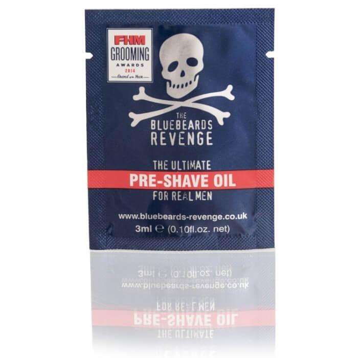 Bluebeards Revenge olej před holením 3ml
