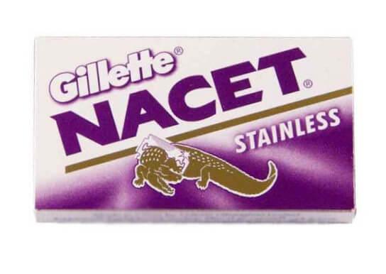 Gillette Nacet Stainless žiletky