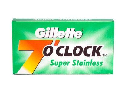 Gillette 7 Oclock Super Stainless žiletky