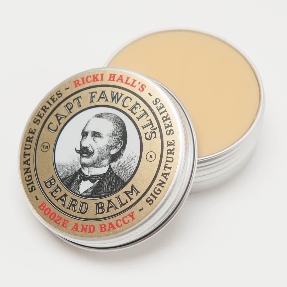 Captain Fawcett Ricki Hall, balzám na vousy 60 ml
