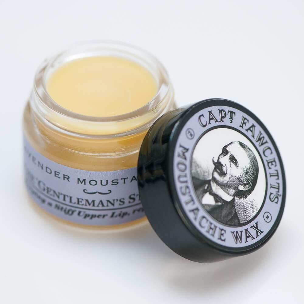 Captain Fawcett Lavender vosk na knír 15 ml