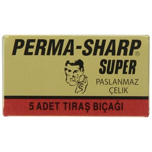Perma Sharp Super DE žiletky