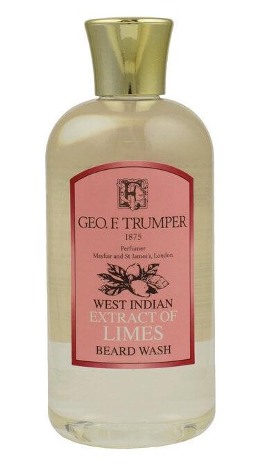Geo F. Trumper Limes, šampon na vousy 200 ml