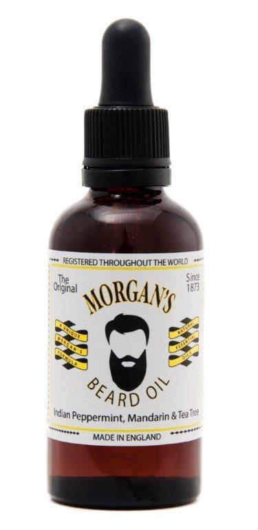 Morgans olej na vousy 50 ml