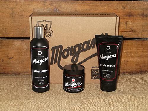 Morgans dárková sada pro gentlemany