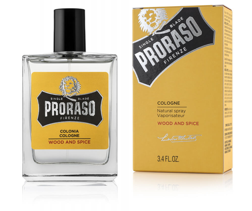 Proraso Wood and Spice kolínská 100 ml