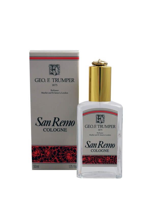 Geo F. Trumper San Remo, kolínská voda 50 ml