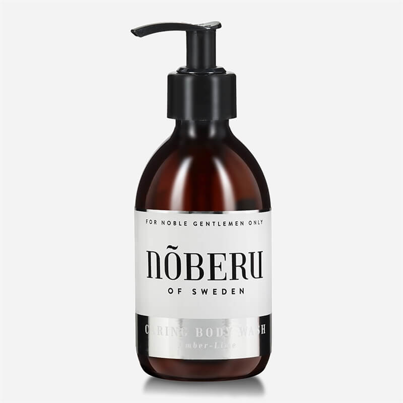 Noberu Amber-Lime sprchový gel 250 ml