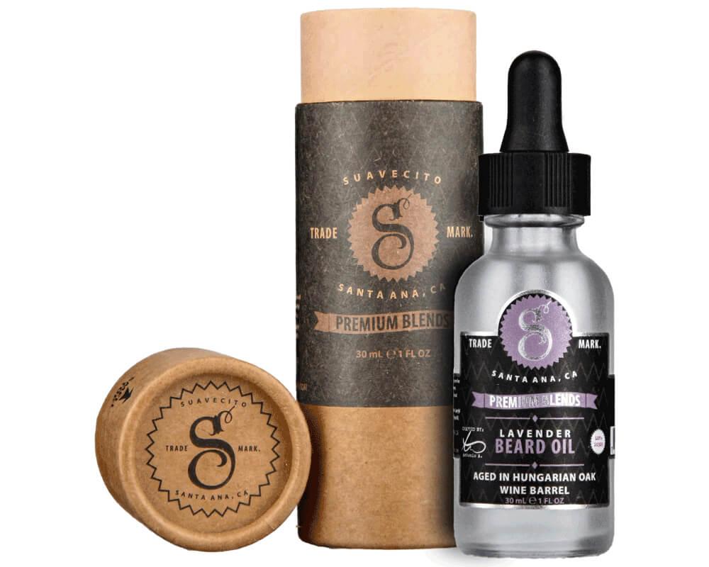 Suavecito Lavender, olej na vousy 30 ml