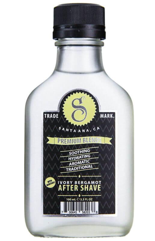 Suavecito Ivory Bergamot, voda po holení 100 ml