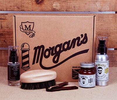 Morgans Gentlemans Beard Grooming Gift Set