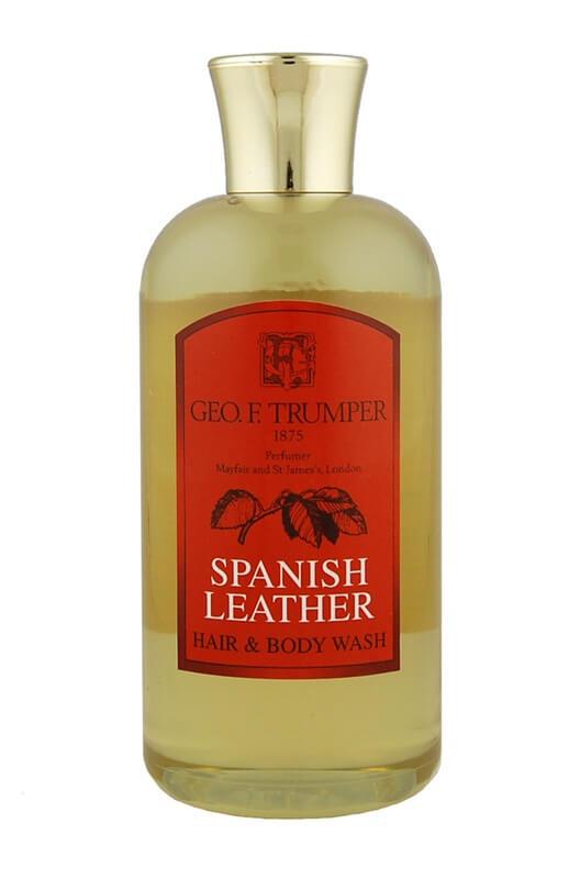 Geo F. Trumper Spanish Leather, sprchový gel 200 ml