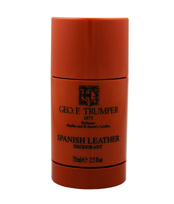 Geo F. Trumper Spanish Leather, deodorant 75 ml