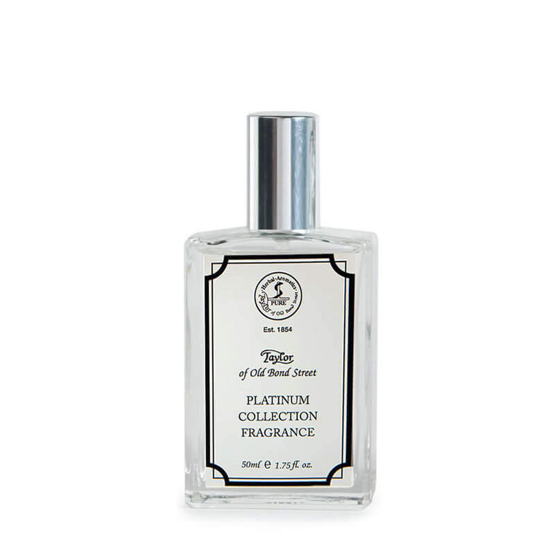 Taylor of Old Bond Street Platinum Collection kolínská voda 50 ml