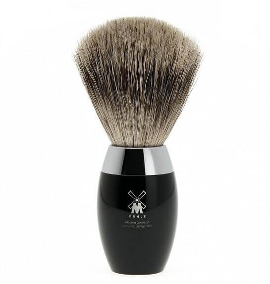 Mühle Kosmo Black Fine Badger
