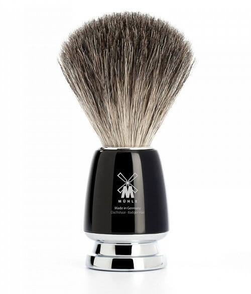 Mühle Rytmo Black Pure Badger