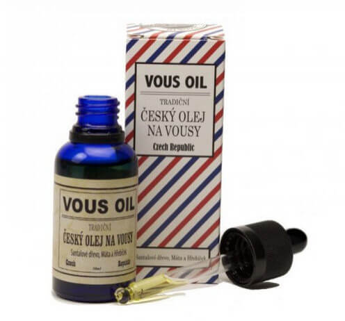 Vous Oil olej na vousy 30 ml