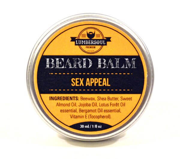 Lumbersoul Sex Appeal balzám na vousy 30 ml