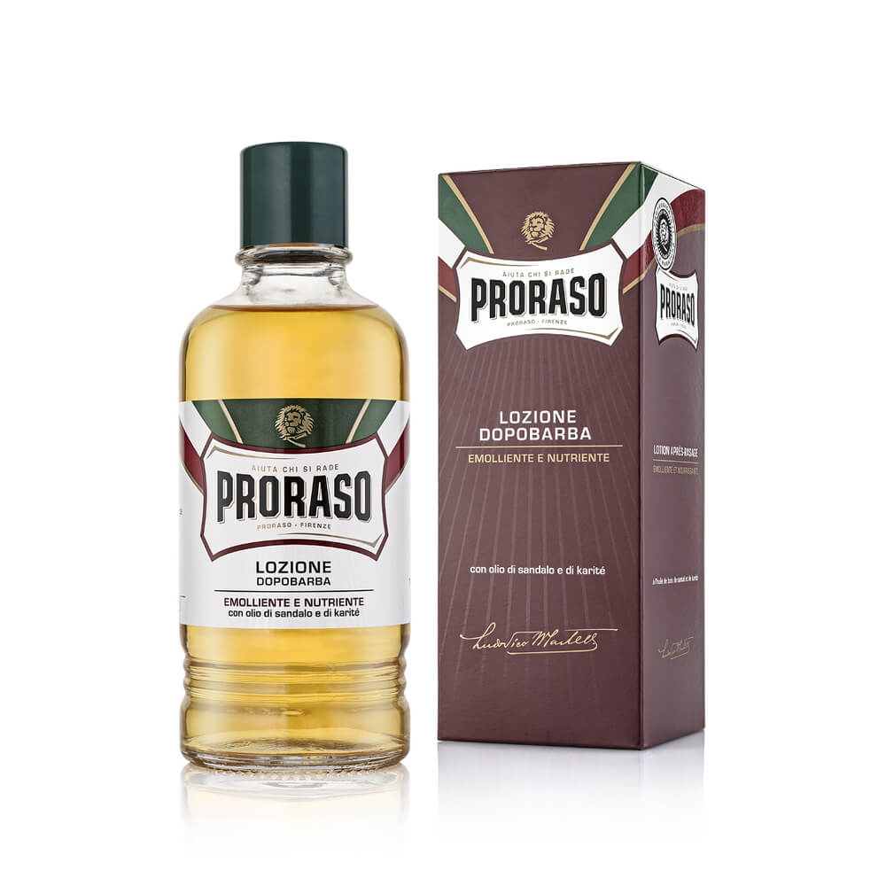 Proraso Sandalwood voda po holení 400 ml