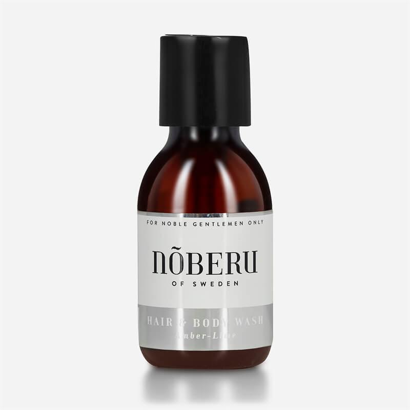 Noberu Amber-Lime tělový šampon 100 ml