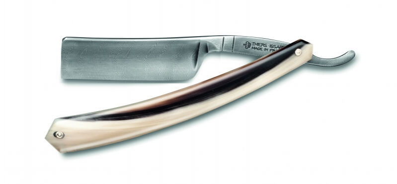 Thiers Issard Damascus 6/8 Blond Cow Horn