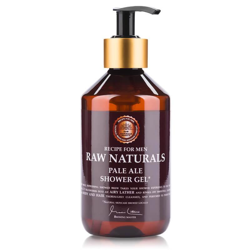 Recipe For Men Raw Naturals sprchový gel 300 ml