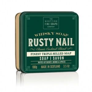 Scottish Fine Soaps Whisky Rusty Nail mýdlo