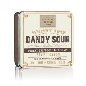Scottish Fine Soaps Whisky Dandy Sour mýdlo