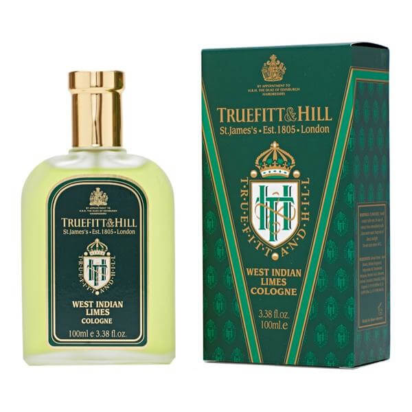 Truefitt and Hill West Indian Limes kolínská voda 100 ml