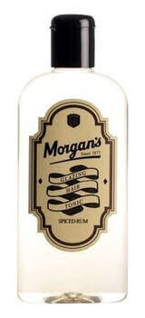 Morgans Spiced Rum, vlasové tonikum 250 ml