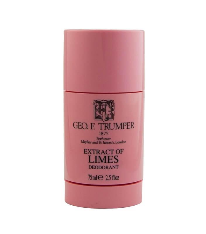 Geo F. Trumper Limes, deodorant 75 ml