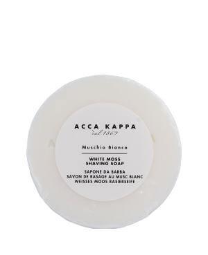 Acca Kappa Muschio Bianco, mýdlo na holení 100g