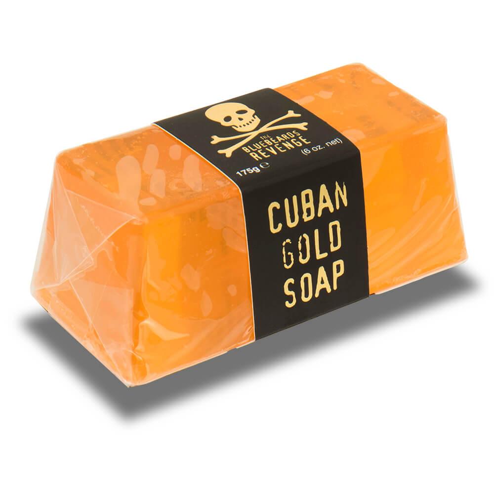 Bluebeards Revenge Cuban Gold mýdlo pro pravé chlapy 175 g