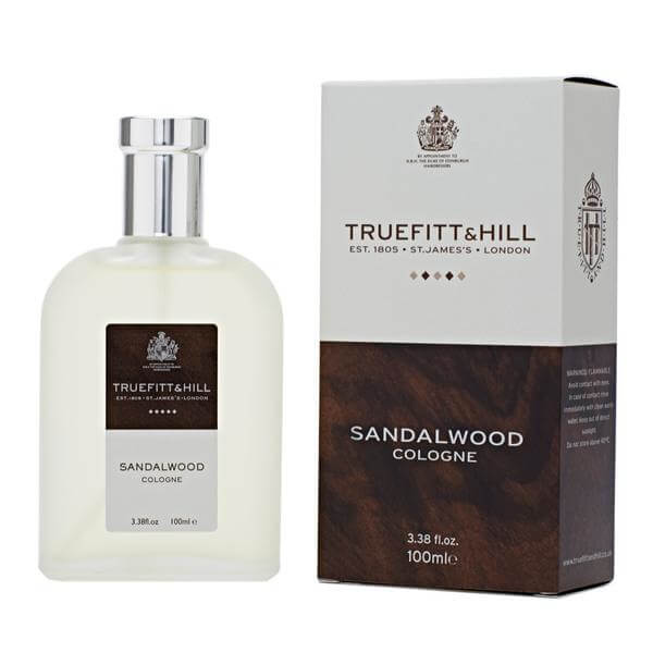 Truefitt and Hill Sandalwood kolínská voda 100 ml