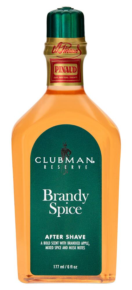 Clubman Pinaud Brandy Spice voda po holení 177 ml