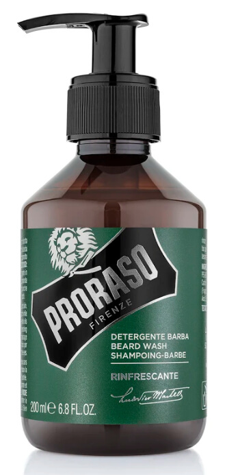Proraso Eukalyptus šampon na vousy 200 ml