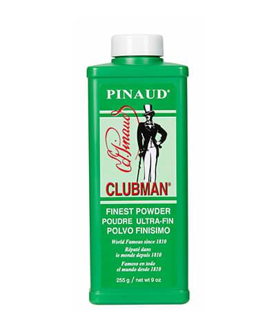 Clubman Pinaud tělový pudr 255 g