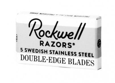 Rockwell Razor Double Edge Razor Blades žiletky