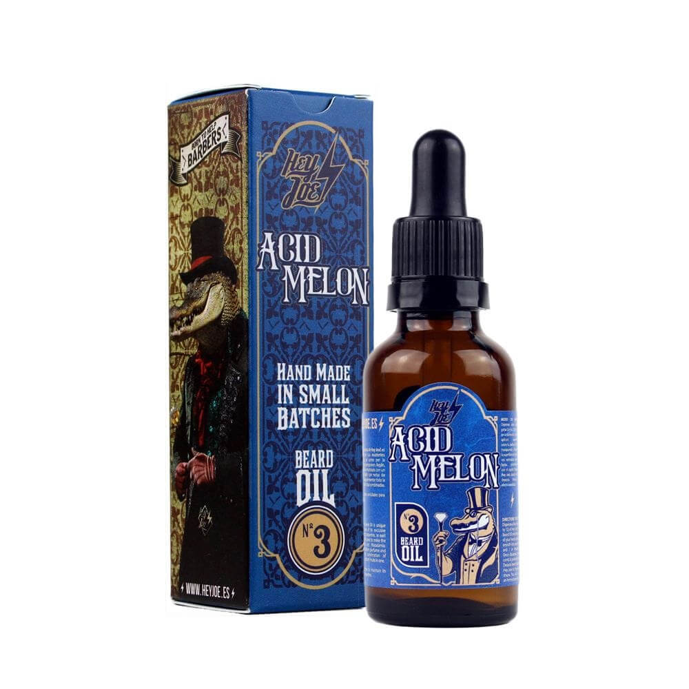 Hey Joe Acid Melon, olej na vousy 30 ml