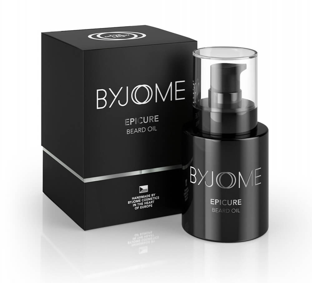 Byjome Epicure olej na vousy 1 ml