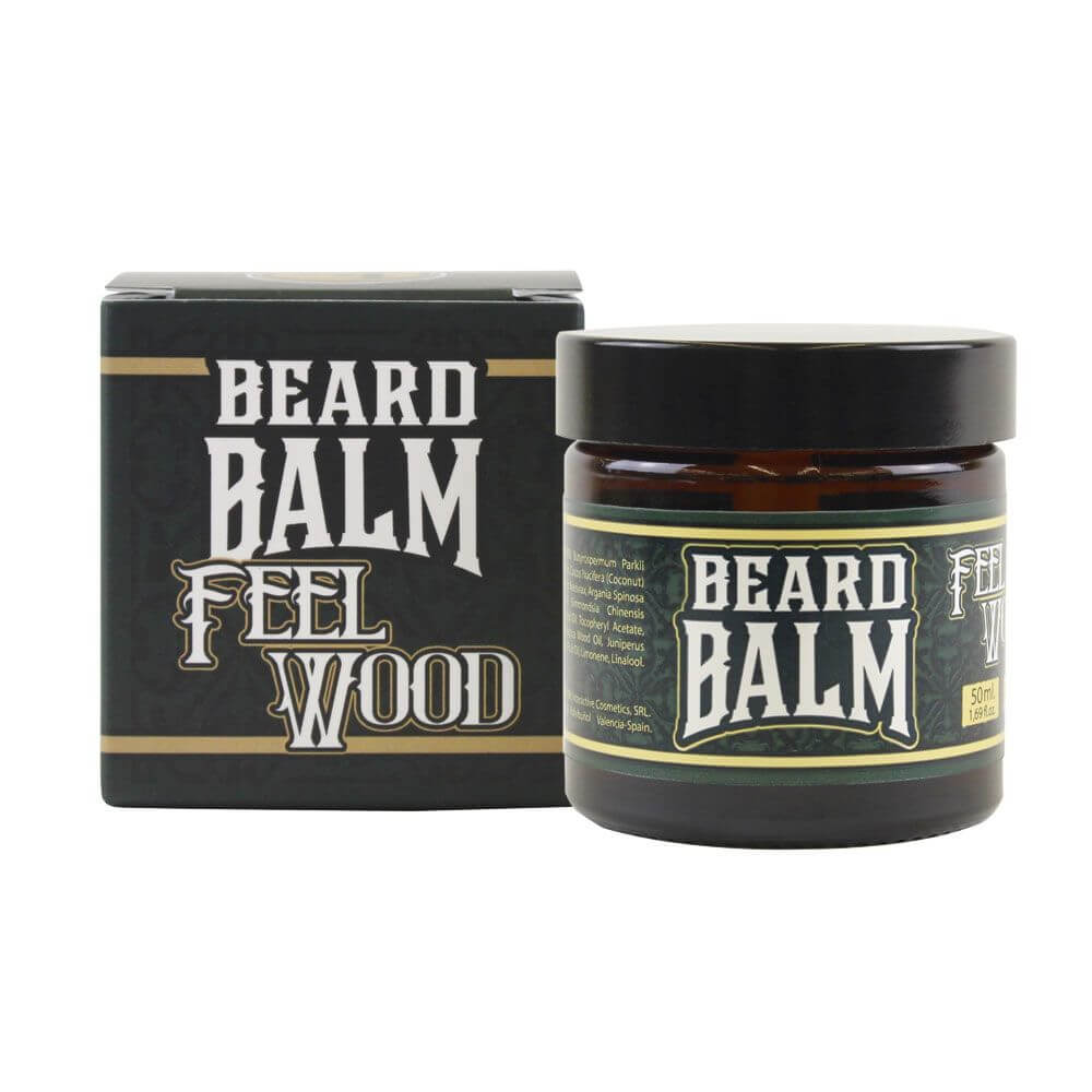 Hey Joe Feel Wood, balzám na vousy 50 ml