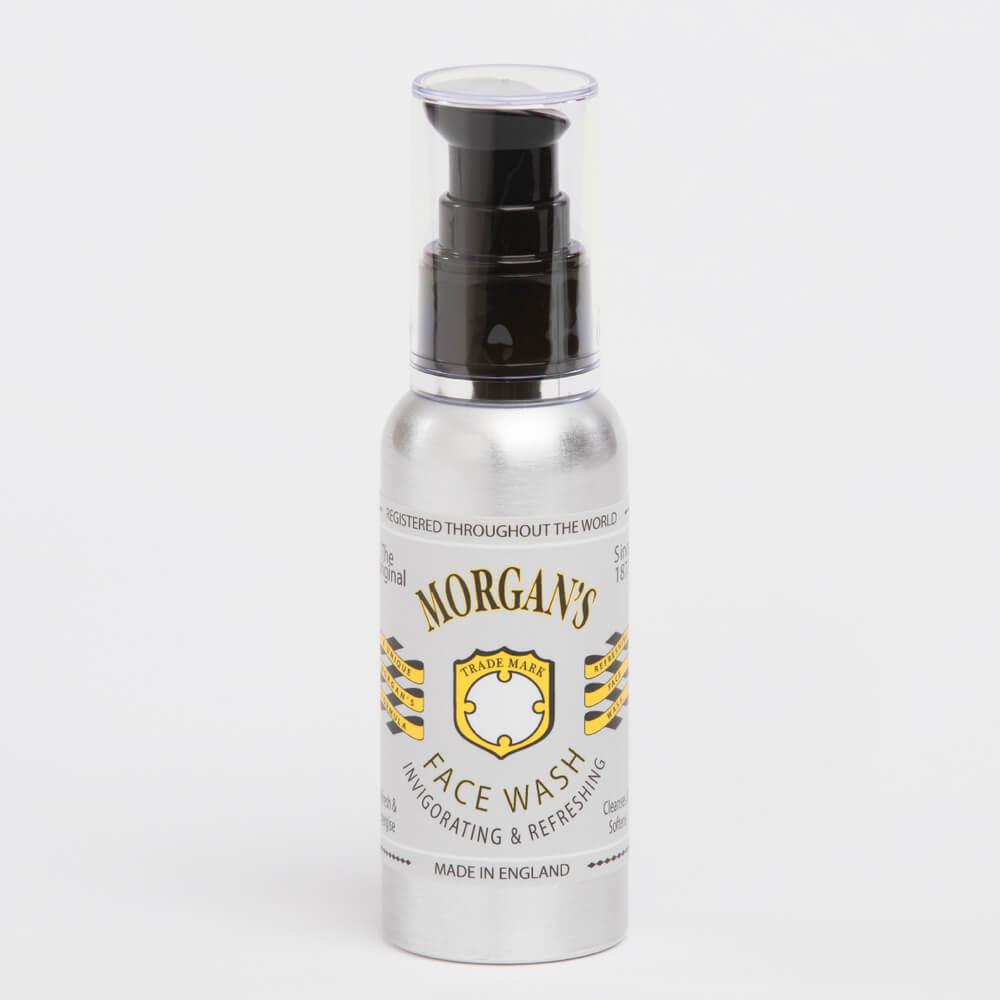 Morgans Face Wash, mýdlo na obličej 100 ml